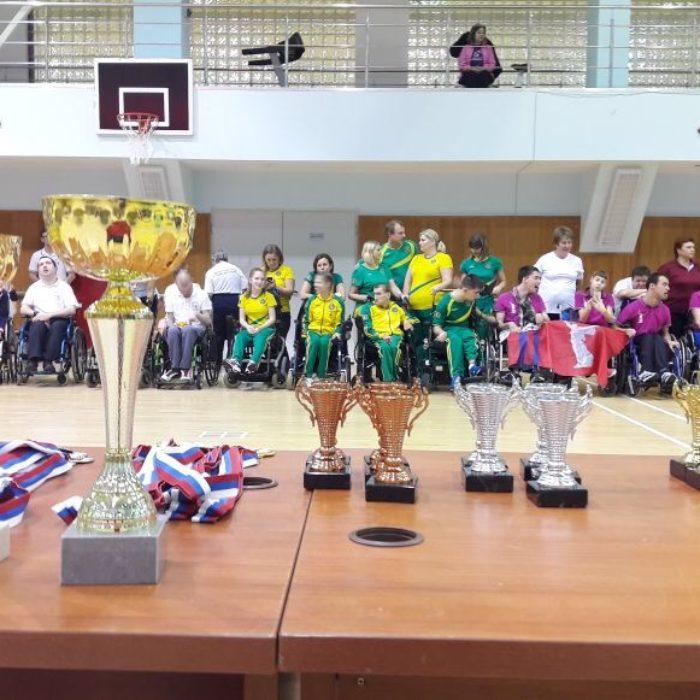 Кубок (финал) и Международные соревнования в Алексине
