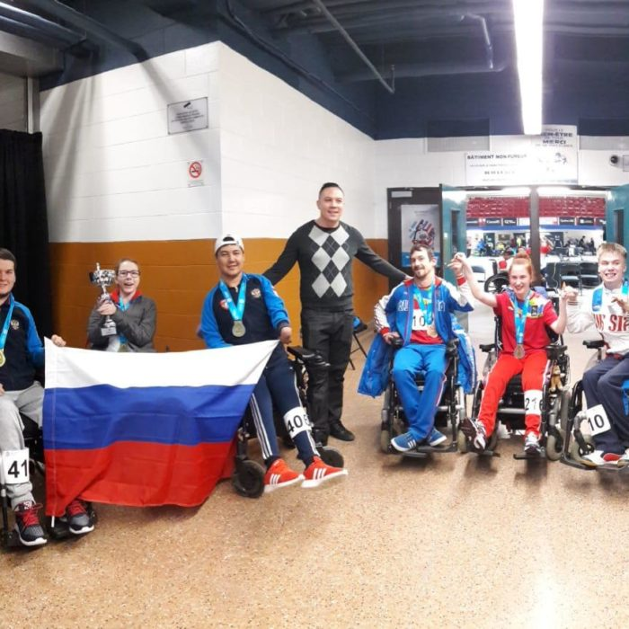 BISFED 2019 MONTREAL BOCCIA WORLD OPEN