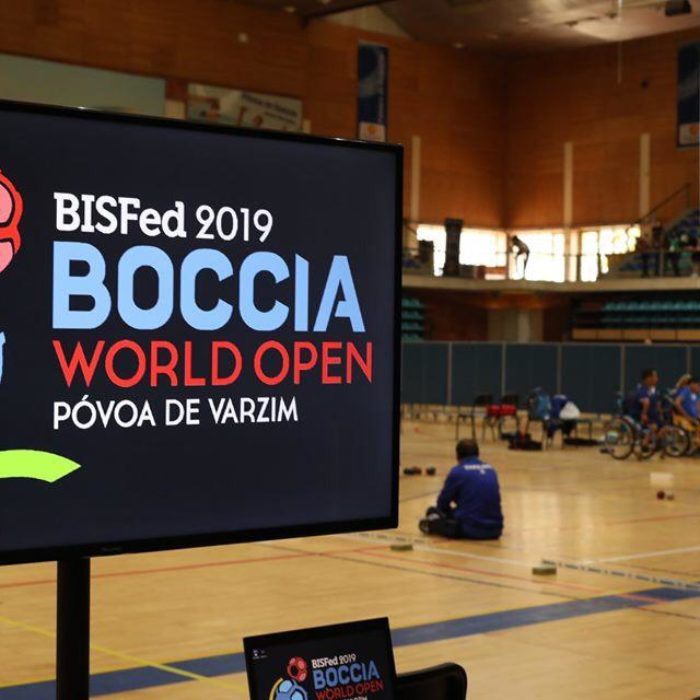 BISFed 2019 World Open Póvoa de Warzim